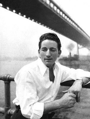 Young Tony Bennett  http://www.telegraph.co.uk/culture/music/8678080/Tony-Bennett-Duets-II-the-album-in-pictures.html?image=6