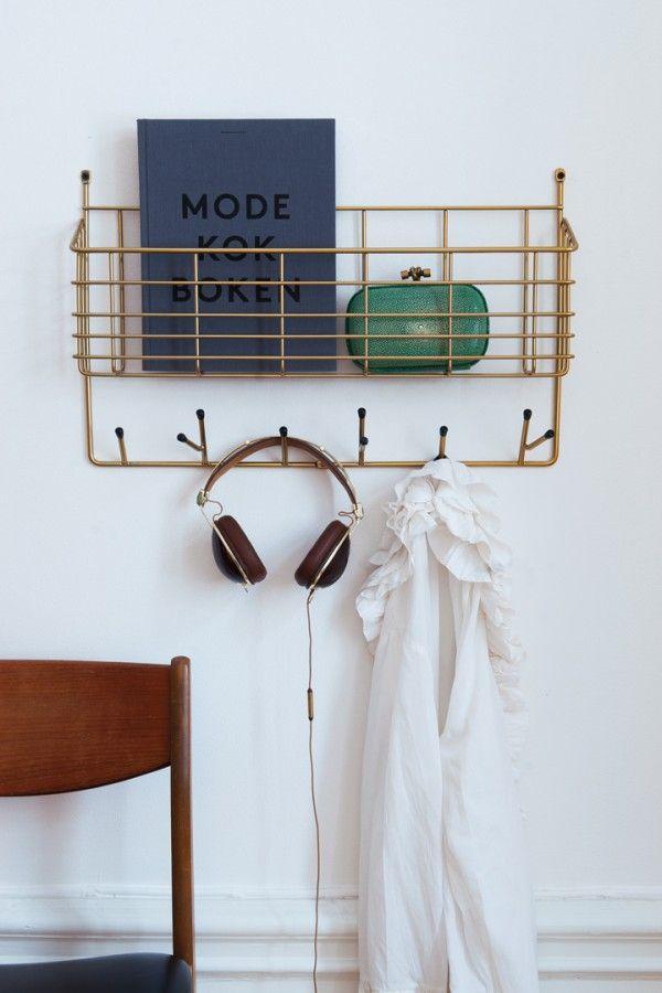Mitten Shelf, a perfect storage shelf