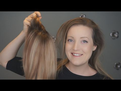 28 best crown hair extensions images on pinterest crown hair all about my hair topper jon renau allisons journey youtube solutioingenieria Gallery