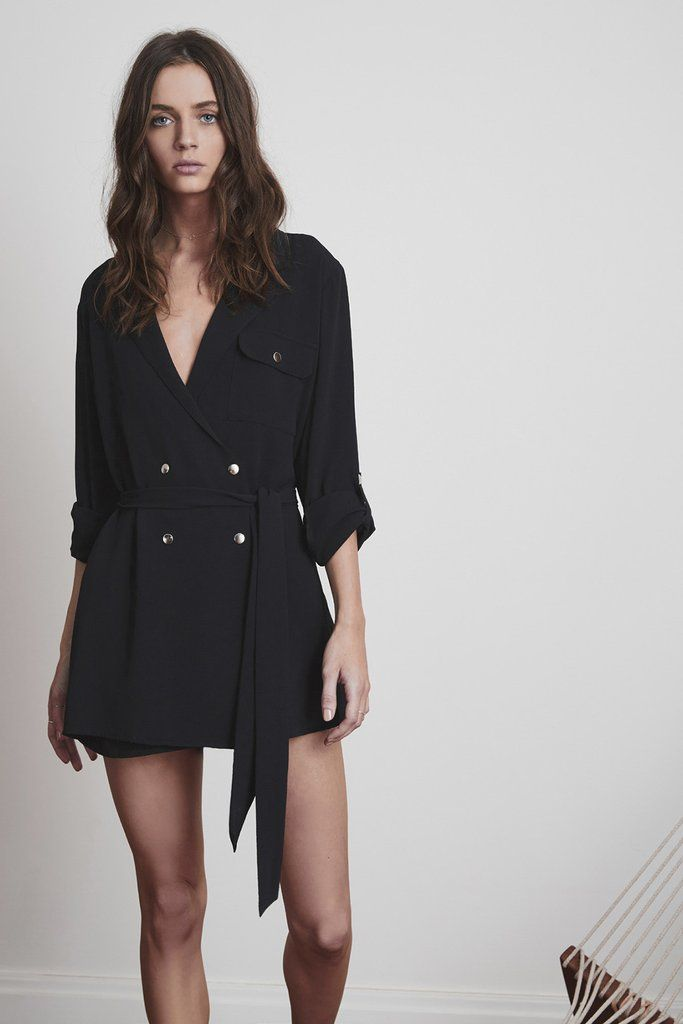 The Fifth Label - The Fifth - Face To Face Playsuit
