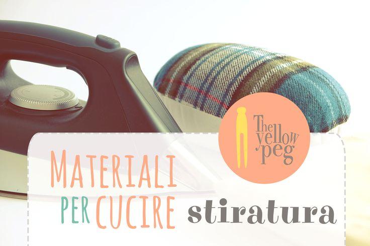 Materiali per cucire: strumenti per stiratura - guida all'acquisto.