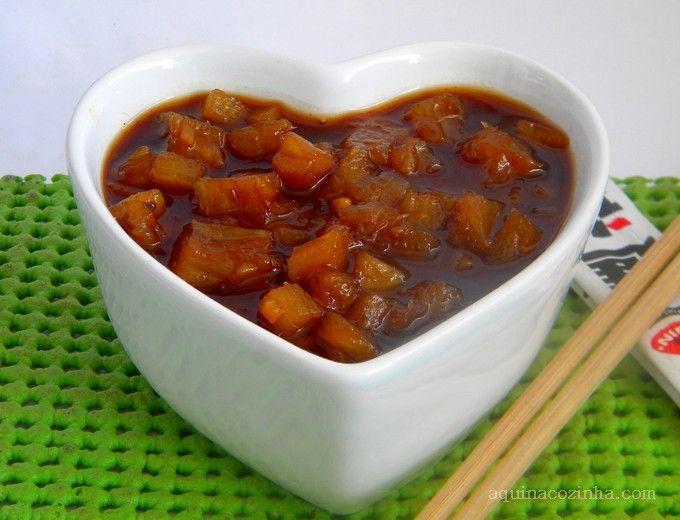 molho+abacaxi+para+carne 5 Molho de Abacaxi para Assados (tipo chinês)