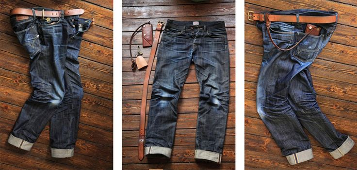 Men at Work Online Store / Jeans