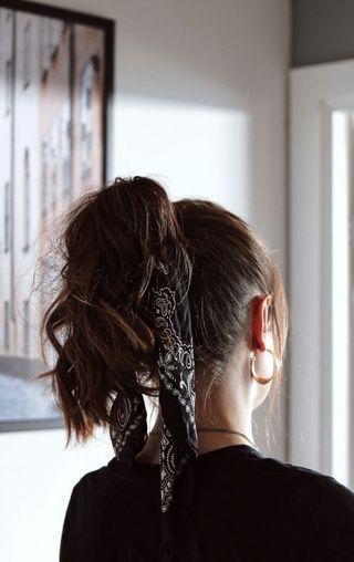 Ideas de peinados para cabello castaño, aproveche – #Brown #Hairstyles # para #Hair #I …