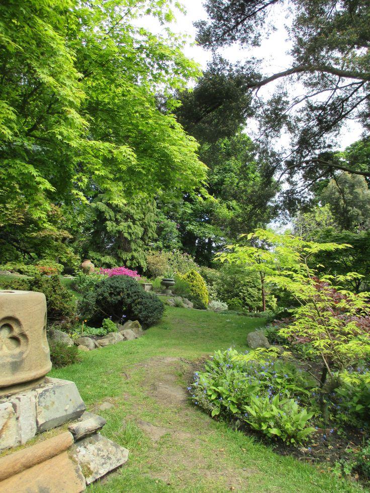 Dr Neil's Garden.