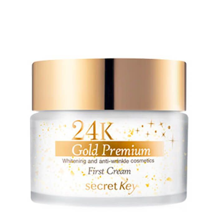Крем для лица Secret Key 24K Gold Premium First Cream
