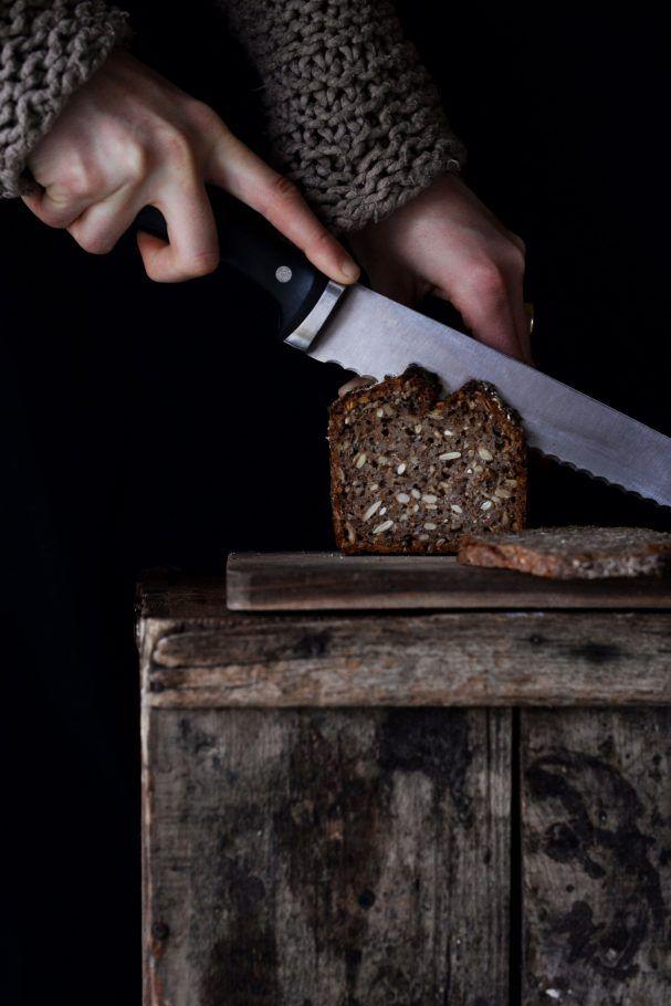 THE Rye Sourdough Bread -