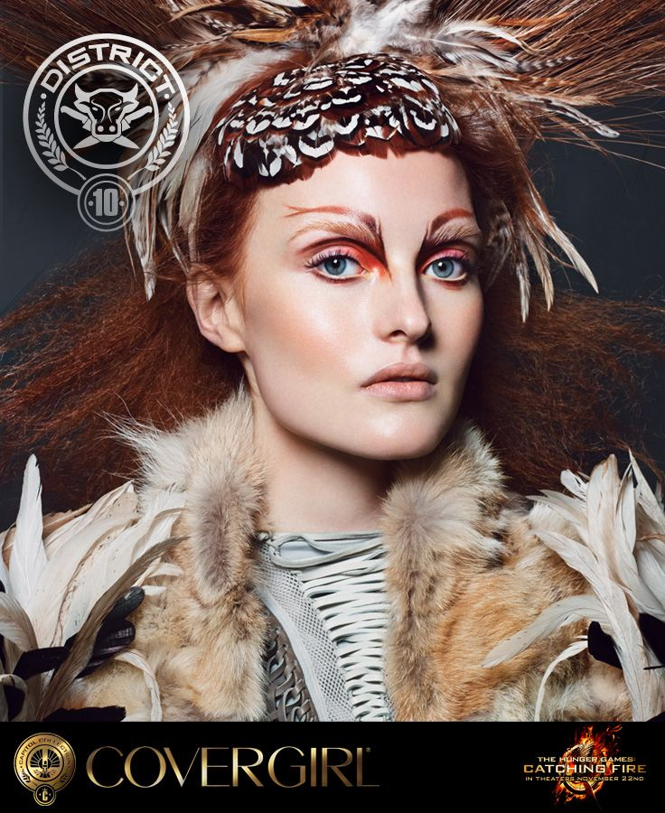COVERGIRL's District 10 look