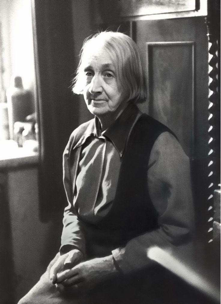 Анастасия, сестра Марины Цветаевой