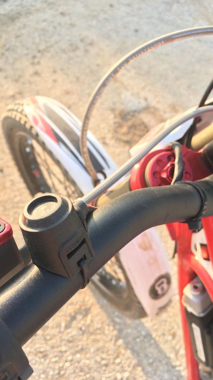 Marios pol trial moto gasgas txt 250