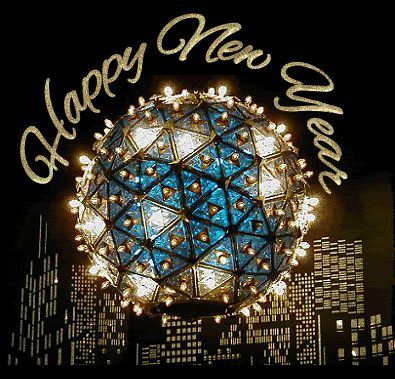 Happy New Year Animated Graphics - Bing Images
