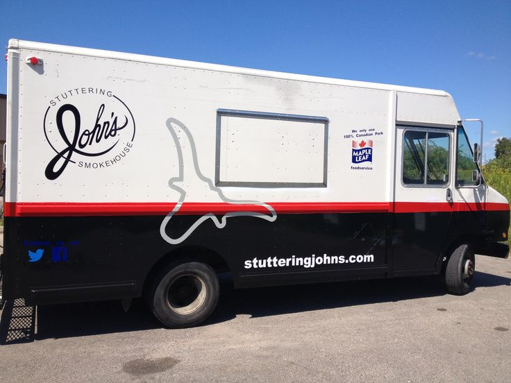 The new food truck. Pulled pork, brisket, ribs and anything else we get requests for.