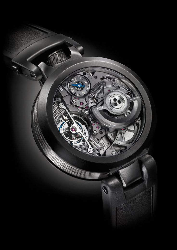 Bovet Ottanta Tourbillon by Pinninfarina  with 80-hour power reserve meter and minute repeater,  brass-crafted. #watch