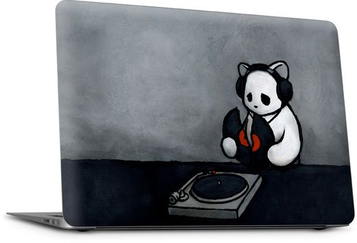 The Soundtrack (To My Life) by Luke Chueh - Apple Laptop - $30.00