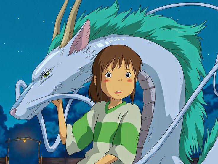 Bau de estrelas: Resenha Filme: A viagem de Chihiro