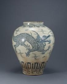 Joseon baekja  -White porcelains produced during the Joseon dynasty (1392-1910), Korea
