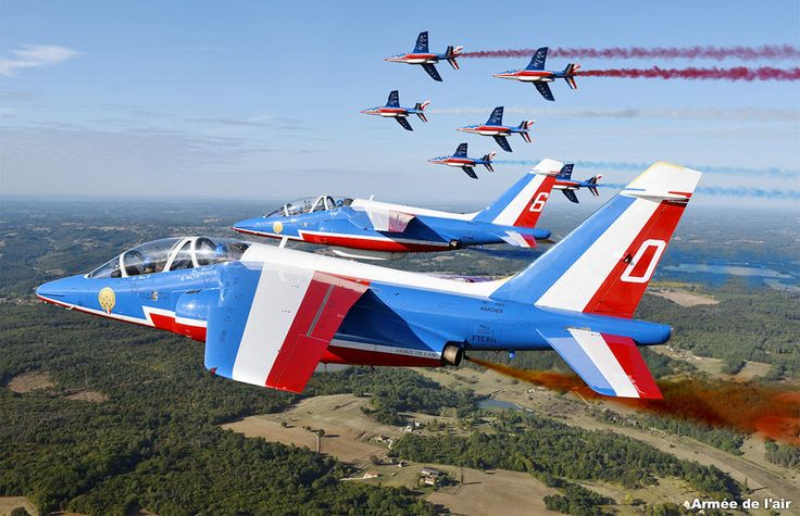 La Patrouille de France Dassault Dornier Alpha Jets.✏✏✏✏✏✏✏✏✏✏✏✏✏✏✏✏ IDEE CADEAU / CUTE GIFT IDEA ☞ http://gabyfeeriefr.tumblr.com/archive ✏✏✏✏✏✏✏✏✏✏✏✏✏✏✏✏