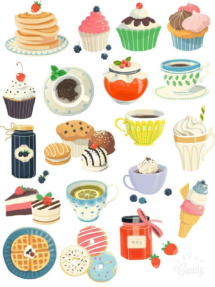 Sweet Station - sticker printable…                                                                                                                                                     Mais