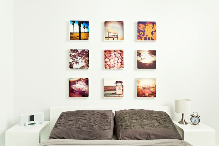 """An Instagram Canvas Print 