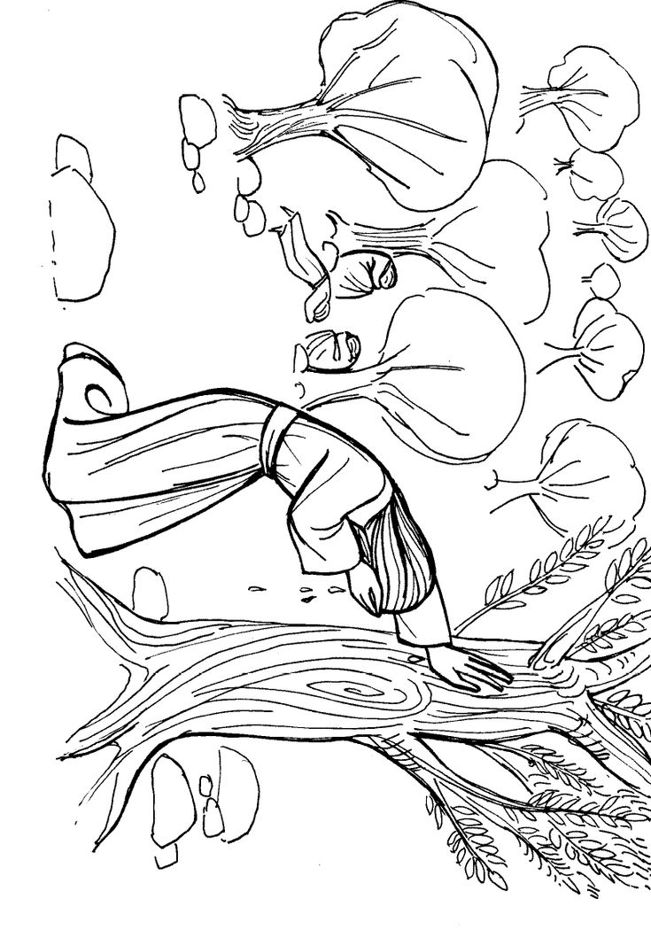 gethsemane coloring pages - photo#3