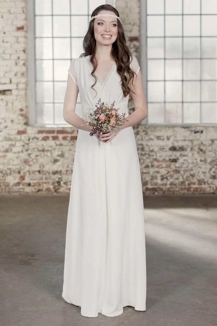 28 best Brautkleider images on Pinterest | Gown wedding, Groom ...