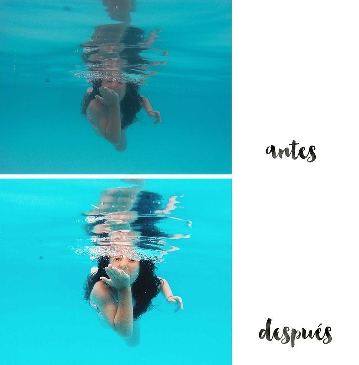 Si quieres saber como editar las fotos bajo el agua de una forma rápida y sencilla te lo explico paso a paso con este tutorial