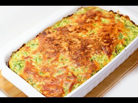 Самая лучшая запеканка из кабачков с сыром - Люблю готовить