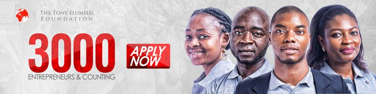 Call for Applications: #Africa's #Entrepreneurship Development Programme #BusinessIdeas that can transform Africa