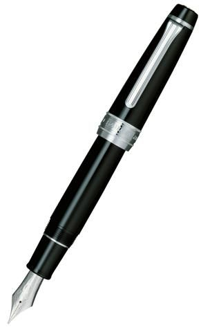 Sailor King of Pens Pro Gear Fountain Pen with Silver Accents