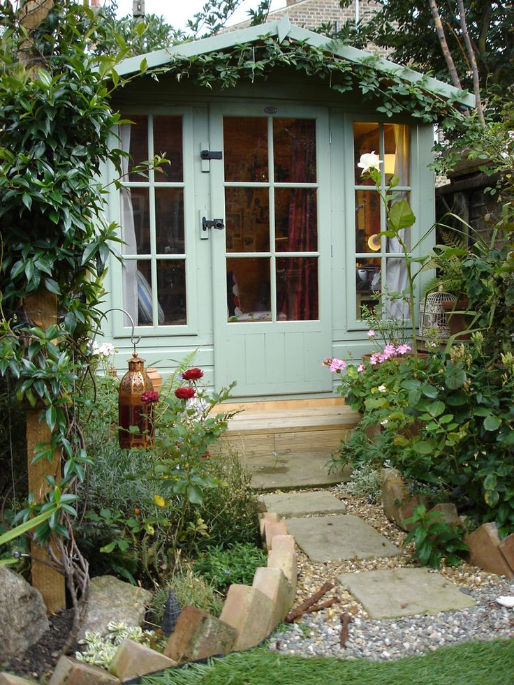 24 best Summer house shed colour ideas images on Pinterest