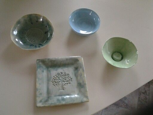 Pottery I made