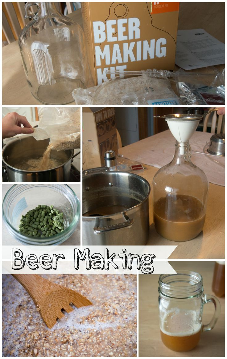 Beer Making Kit from Design 55