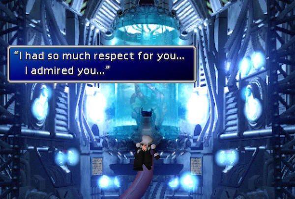 Cloud Strife - Final Fantasy VII - Checkpoint