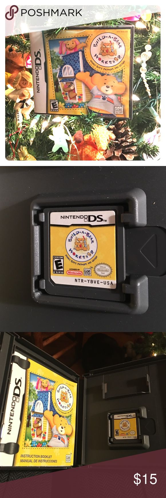 Games workshop colorado - Nintendo Ds Game Build A Bear Workshop Used In Excellent Working Condition Case