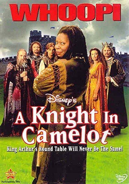 A Knight In Camelot Whoopi Goldberg, Michael York, Amanda Donohoe, Ian Richardson, James Coombes, Robert Addie, Simon Fenton, Paloma Baeza