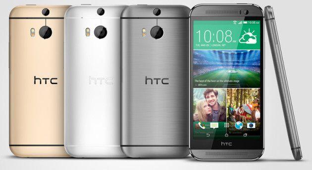 HTC One M8 Handphone