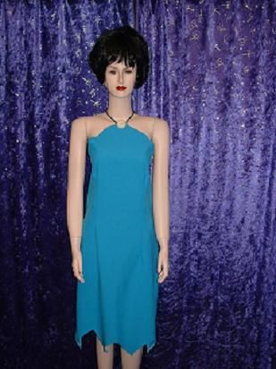 1960's + Betty Rubble Available for hire in size 12