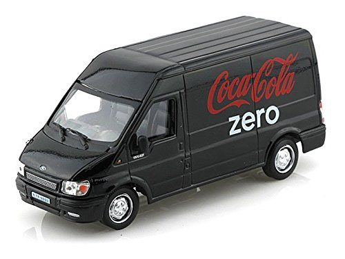 Coca-Cola Zero Ford Transit 1/43 by Collectable Diecast C...