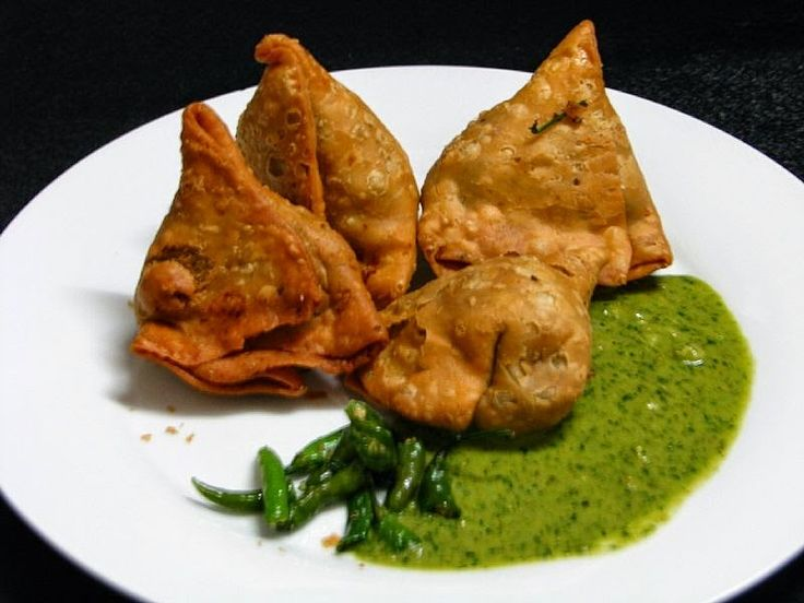 Γεύσεις Ινδίας - Indian Flavours: Σαμόσας / Samosas
