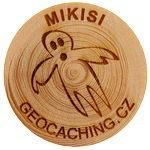Wood Geocoin for personal usage