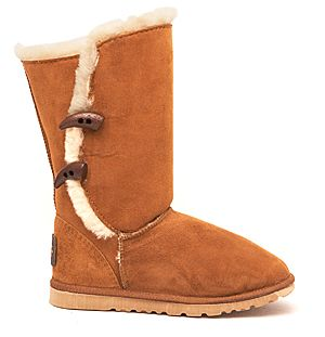 brown bear claw boots | ... Australian Sheepskin Boots, Bear Claw Toggles! NEW FOR 2010 SOLD OUT