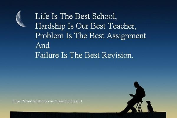 quotes on school life is best -#main