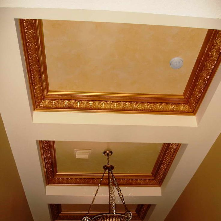 Installing Tray Ceiling: 12 Insanely Clever Molding And Trim Projects