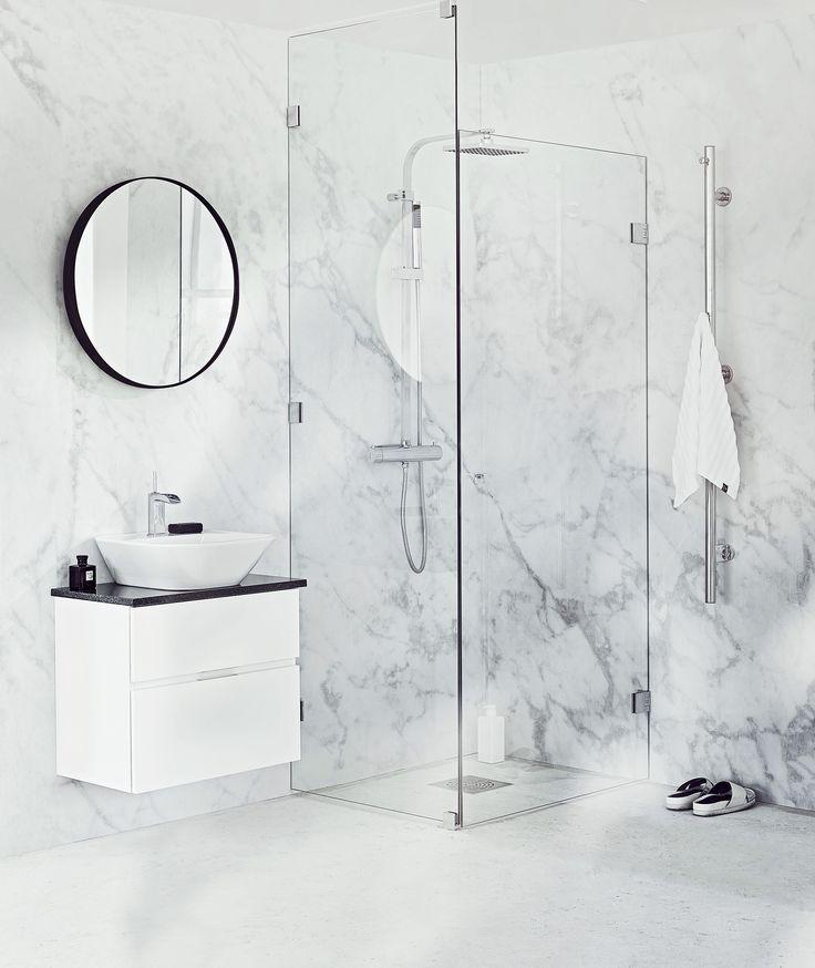 Bathroom inspiration | Svedbergs