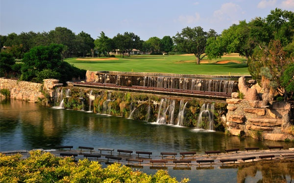 Horseshoe Bay, Texas, USA - Horshoe Bay Resort on Lake LBJ. Get your golf on, and much more...