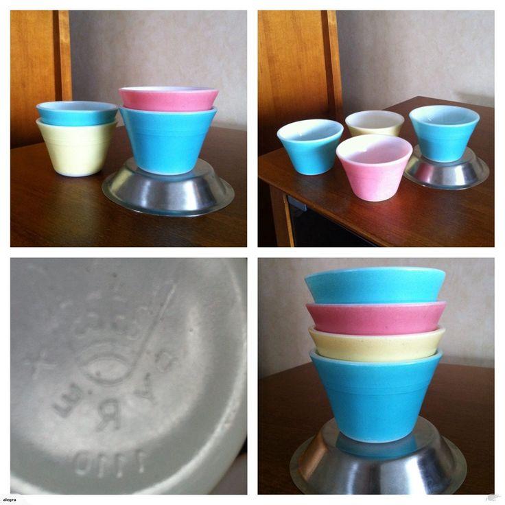 PYREX BY CROWN MILK GLASS SMALL BAKING SET | Trade Me