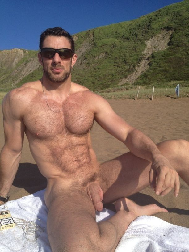 Hot Guys Fucking At The Beach
