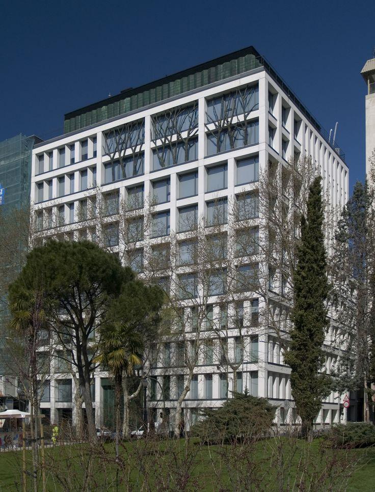 Plaza de espa a 16 seguros santa lucia arquitectura - Oficinas santa lucia madrid ...