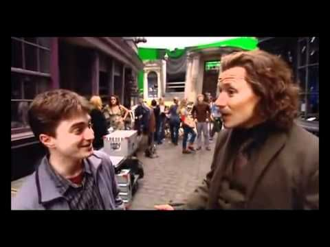 Harry Potter - Half Blood Prince, behind the magic - 45 min video to watch someday.