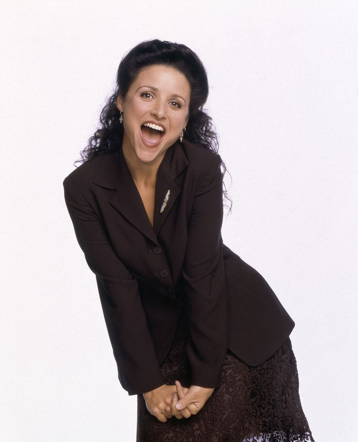 Julia Louis-Dreyfus Couldn't Keep Her Sh*t Together While Filming the 'Festivus'…